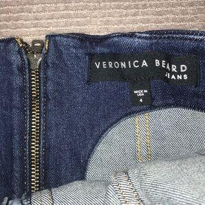 c4e0c36352 Veronica Beard Dresses - Veronica beard denim bustier dress